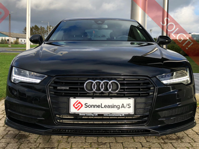 audi a7 sportback competition sonne leasing. Black Bedroom Furniture Sets. Home Design Ideas