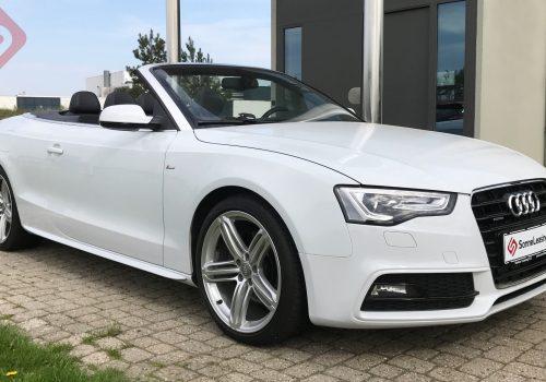 Audi A5 cabriolet 3