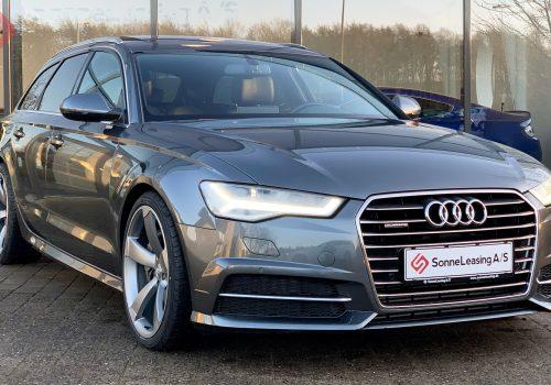 Audi A6 Avant 272 HK 3