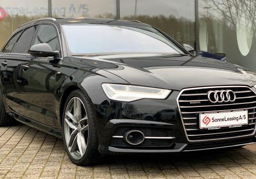 Audi A6 Avant 320 hk 3