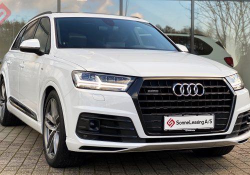 Audi Q7 hvid 3