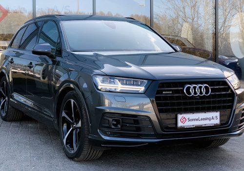 Audi Q7 koks 3