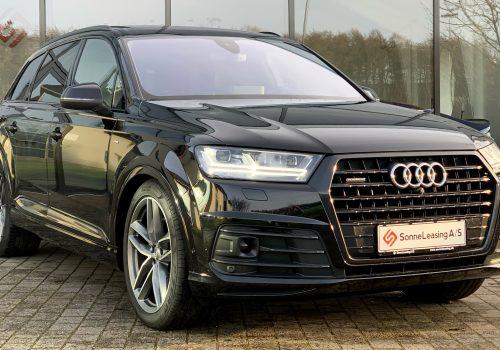 Audi Q7 sort 3