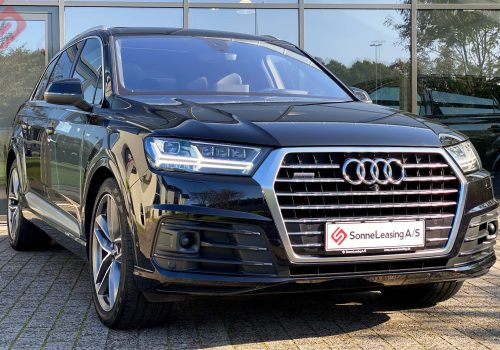 Audi Q7 sort chrome 3