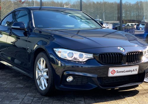 BMW 420d Gran Coupe 3