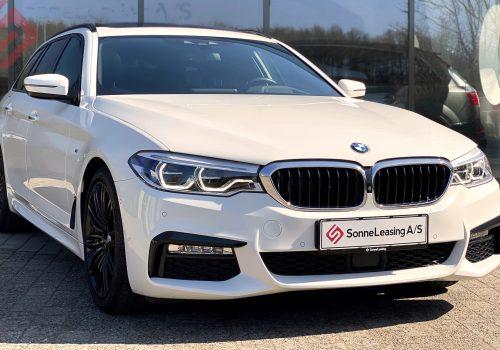 BMW 520d Touring 1
