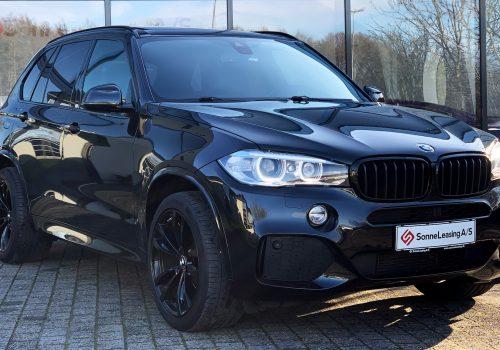 BMW X5 30d sort 3