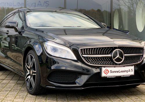Mercedes CLS350 SB 3