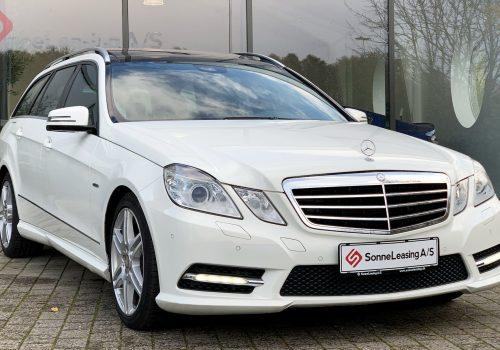 Mercedes E350 CDI 3