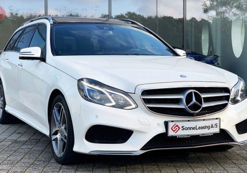 Mercedes E350 T 3